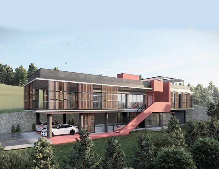 Pomona Residence